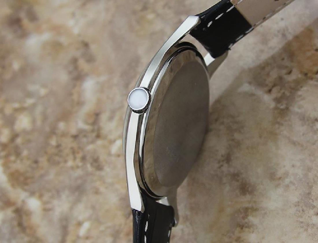 Vintage Ulysse Nardin Suisse Luxury Men's Watch c1960 - 4