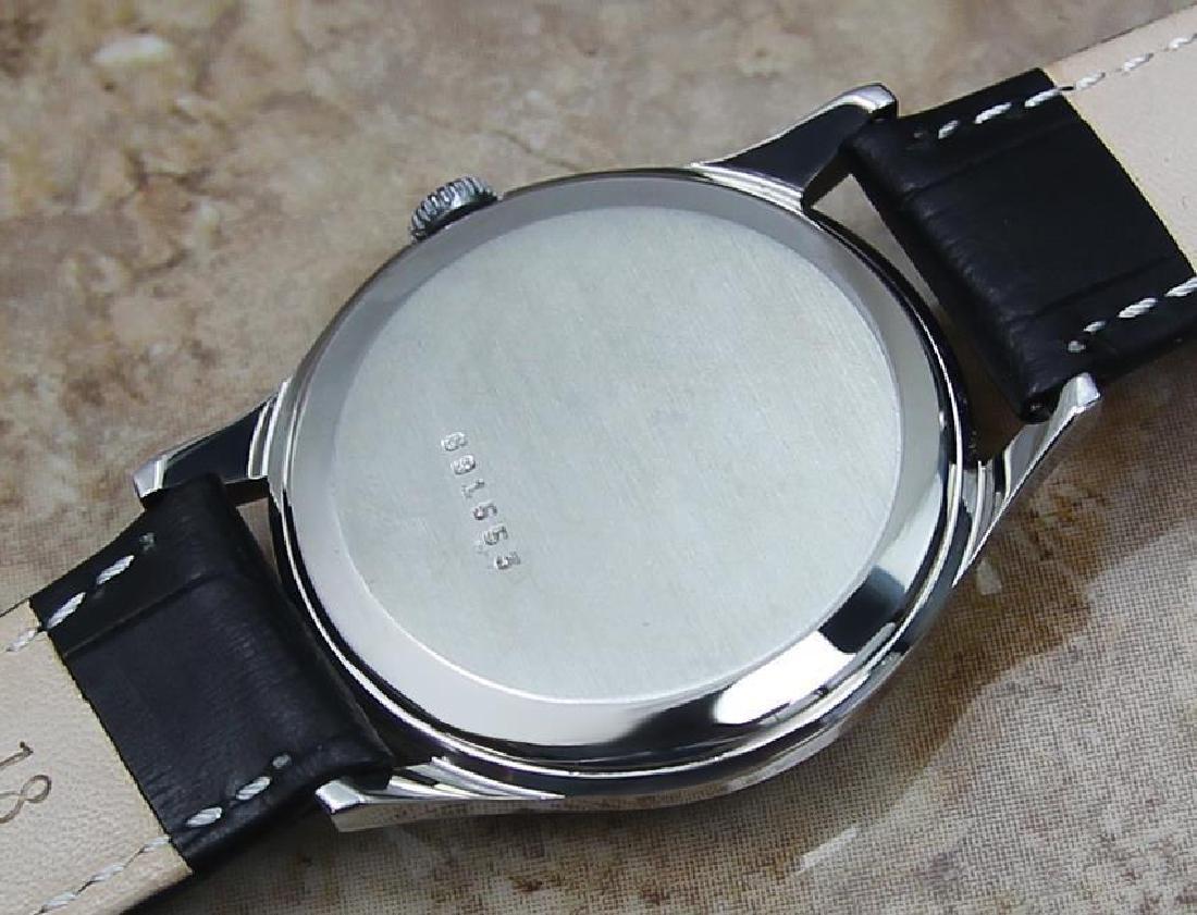 Vintage Ulysse Nardin Suisse Luxury Men's Watch c1960 - 6