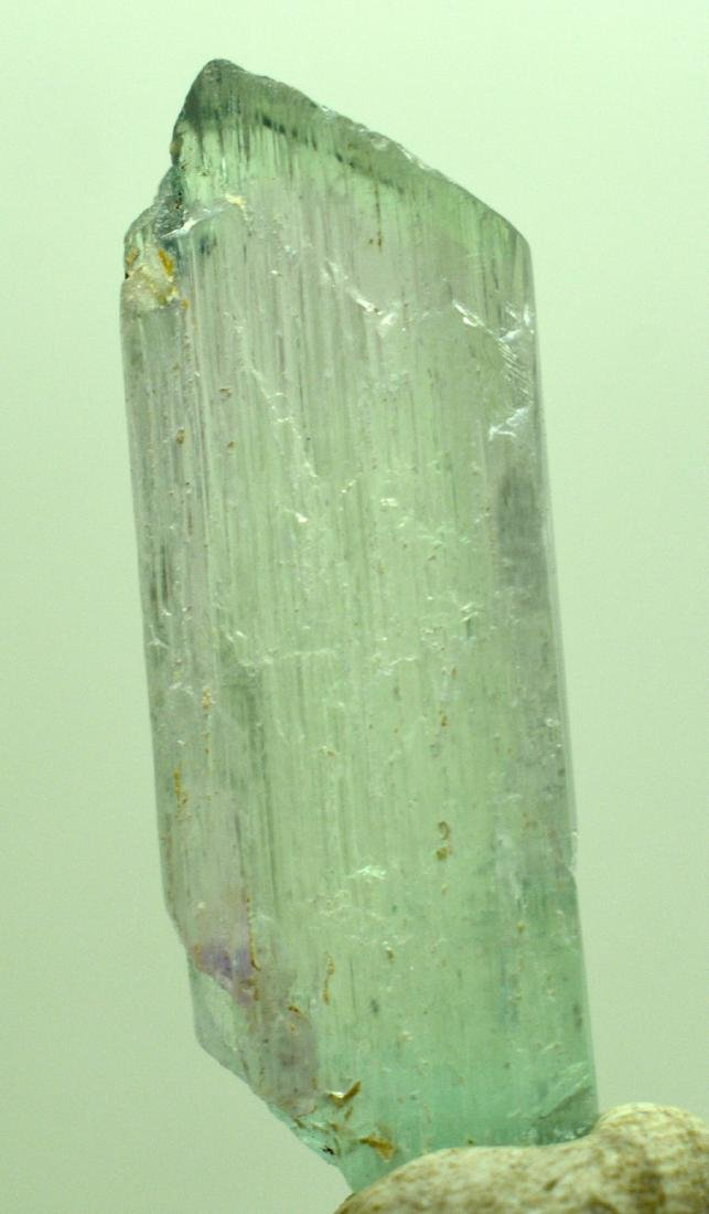 Natural Kunzite Crystal - 5