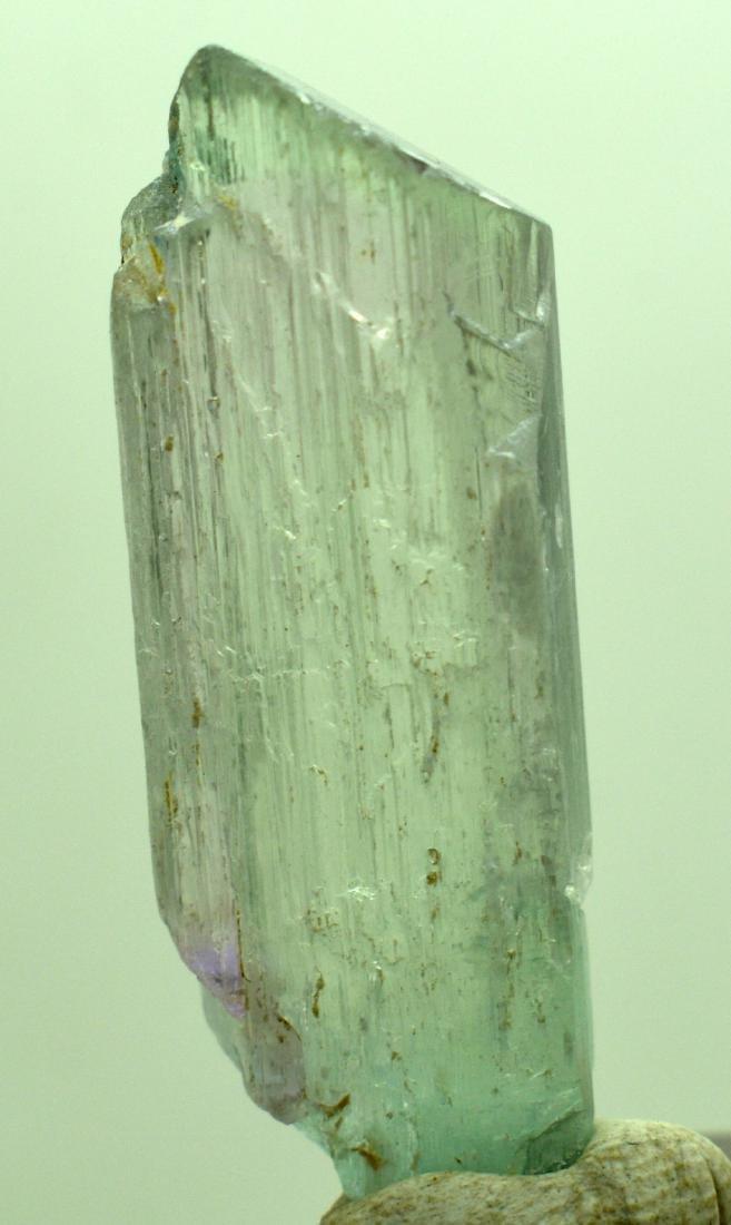 Natural Kunzite Crystal - 6