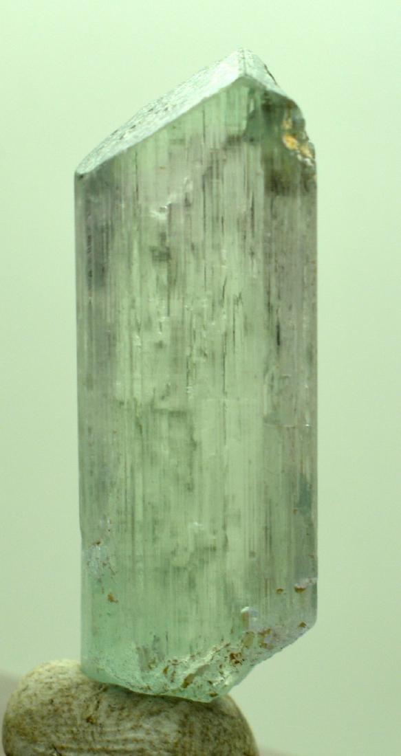 Natural Kunzite Crystal - 7