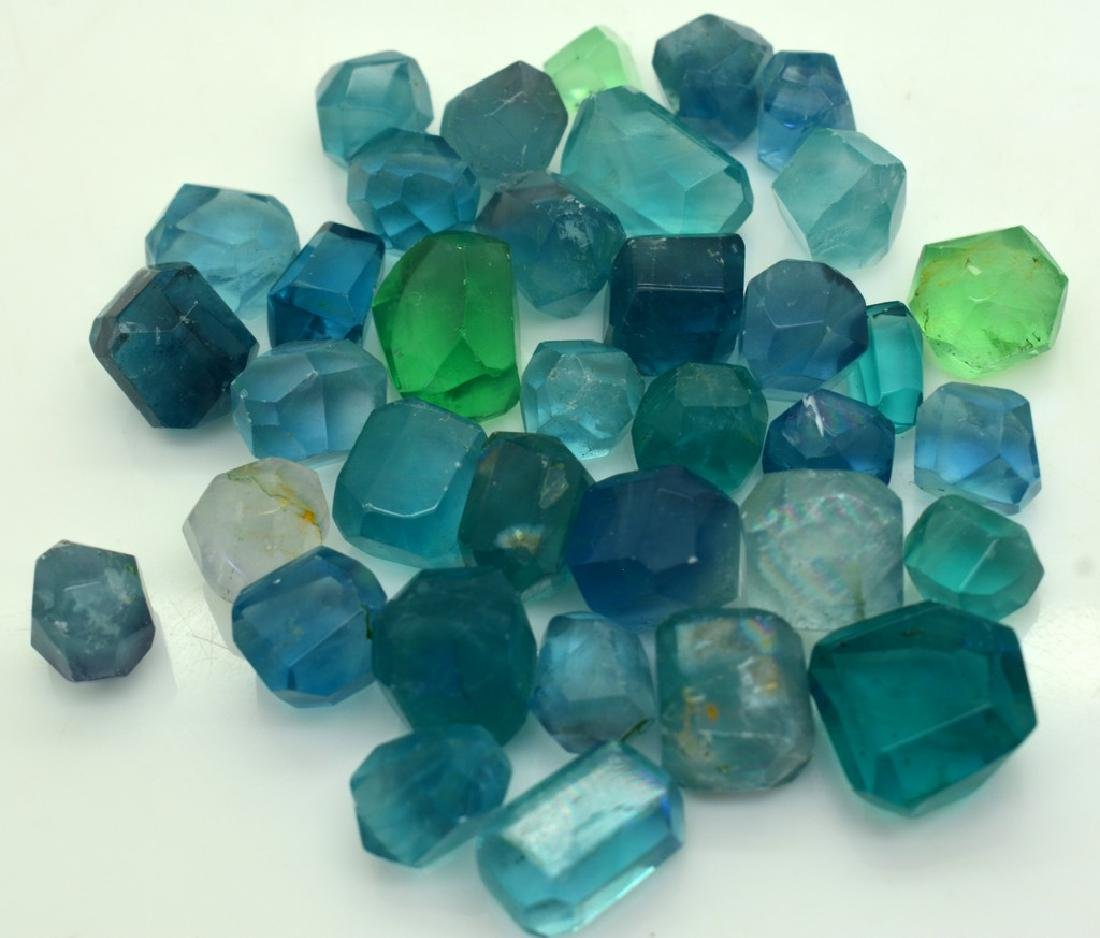 Top Quality Fluorite Beads - 2
