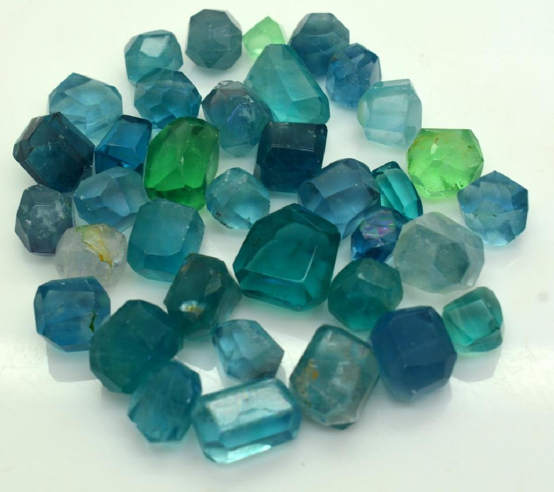 Top Quality Fluorite Beads - 3