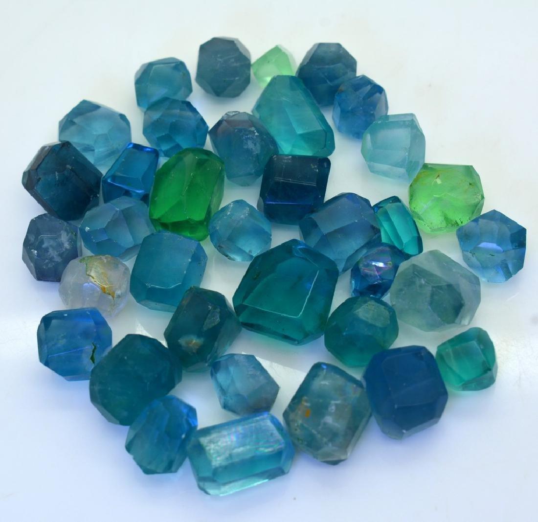Top Quality Fluorite Beads - 4