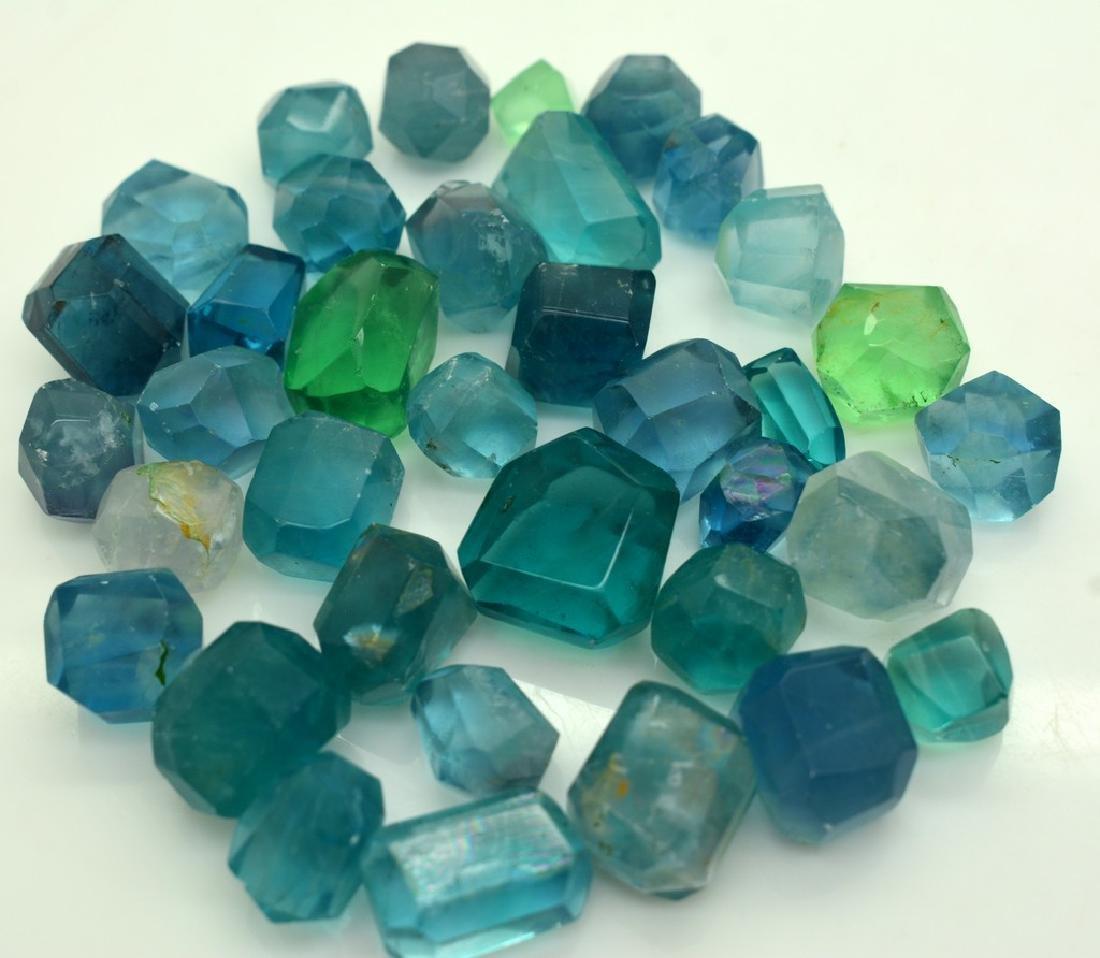 Top Quality Fluorite Beads - 5
