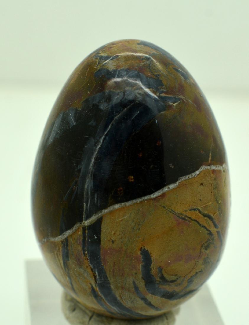 Amazing Jasper Egg