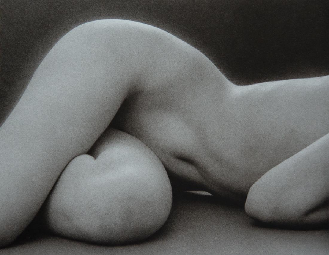 RUTH BERNHARD - Hips Horizontal, 1975
