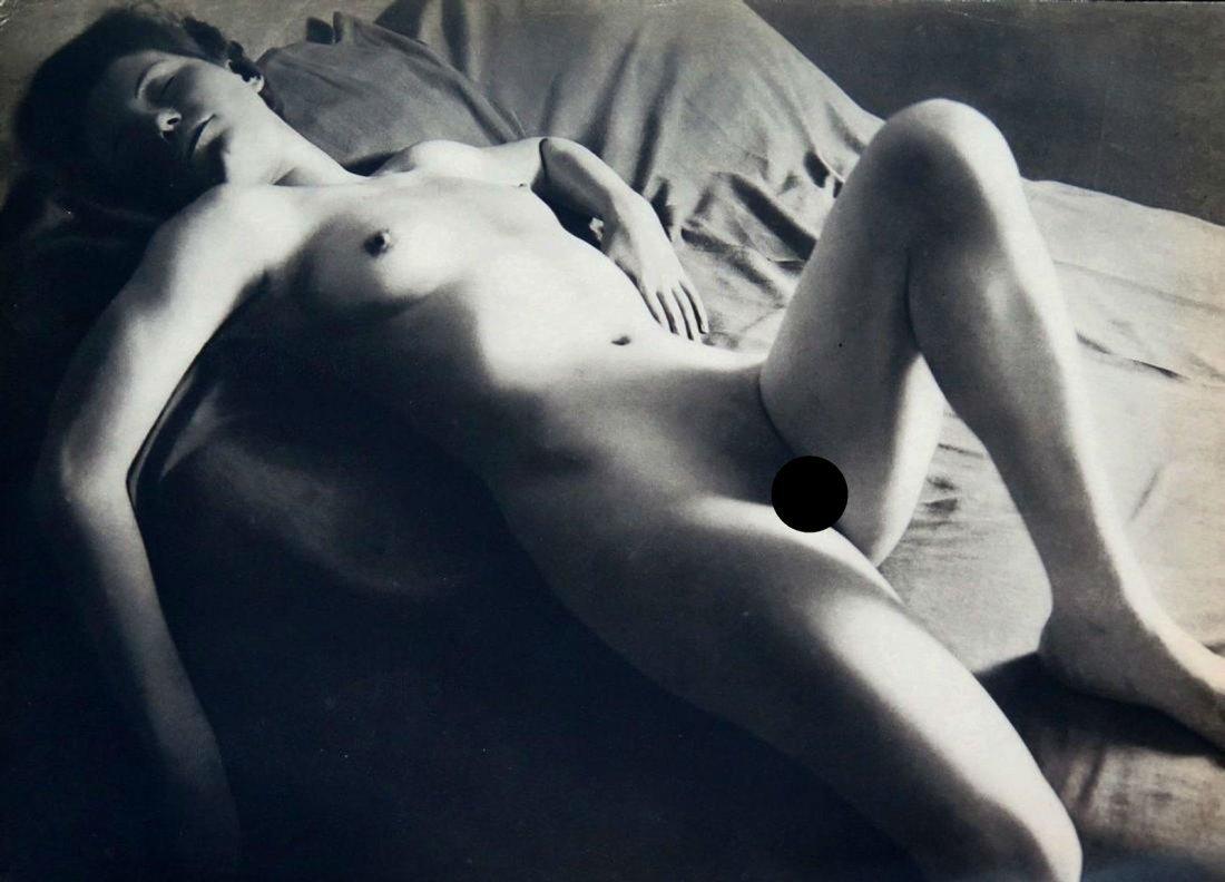 BRASSAI - Vintage Nude Print