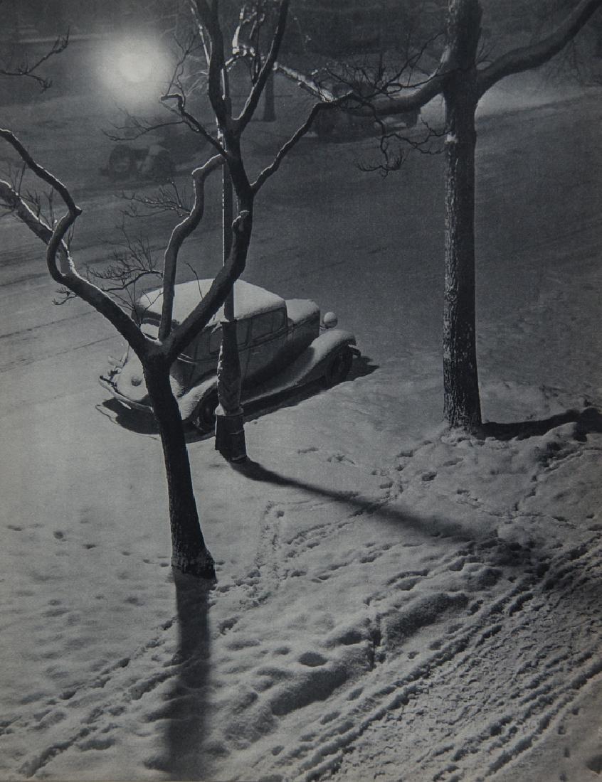 HENDRICK DAHL - Snow, Chicago