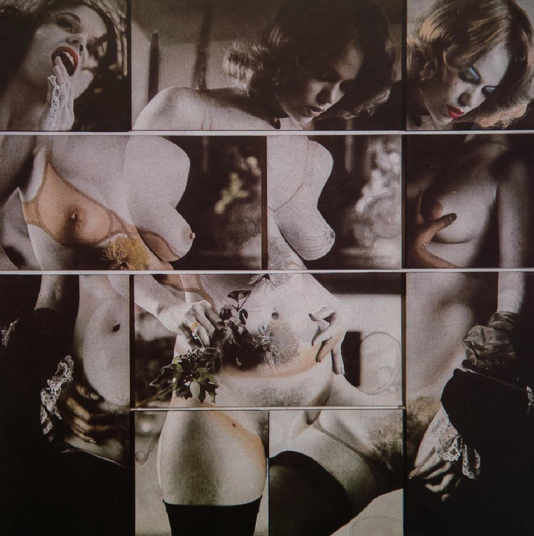 ROBERT HEINECKEN - Cliche Vary/Autoeroticism, 1974