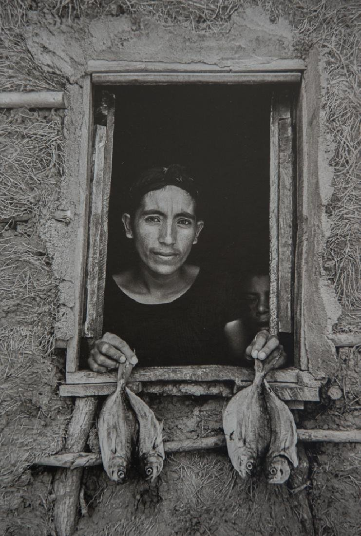 GRACIELA ITURBIDE - Four Fish, Oaxaca, 1986