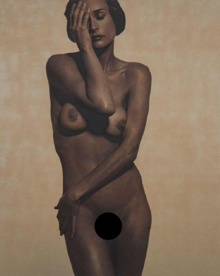KARL LAGERFELD - Demi Moore