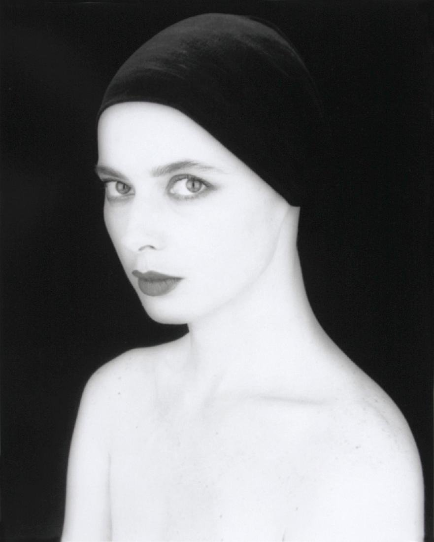 ROBERT MAPPLETHORPE - Portrait Isabella Rossellini,