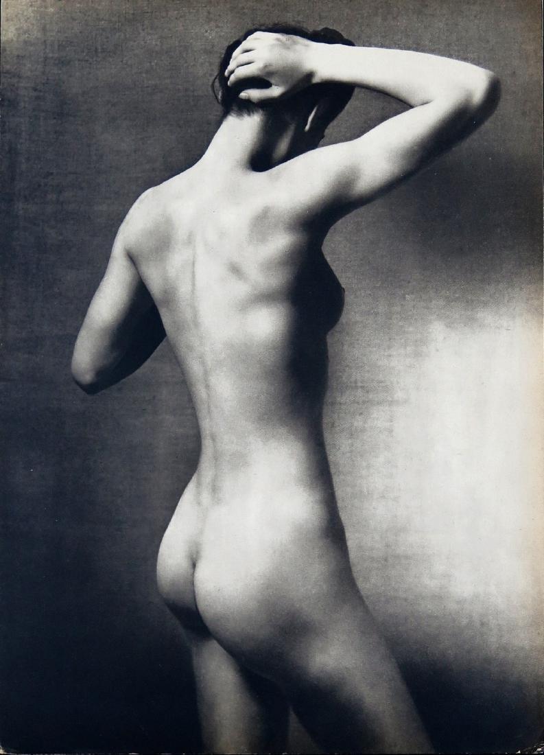 PHILIPPE POTTIER - Vintage Nude Print
