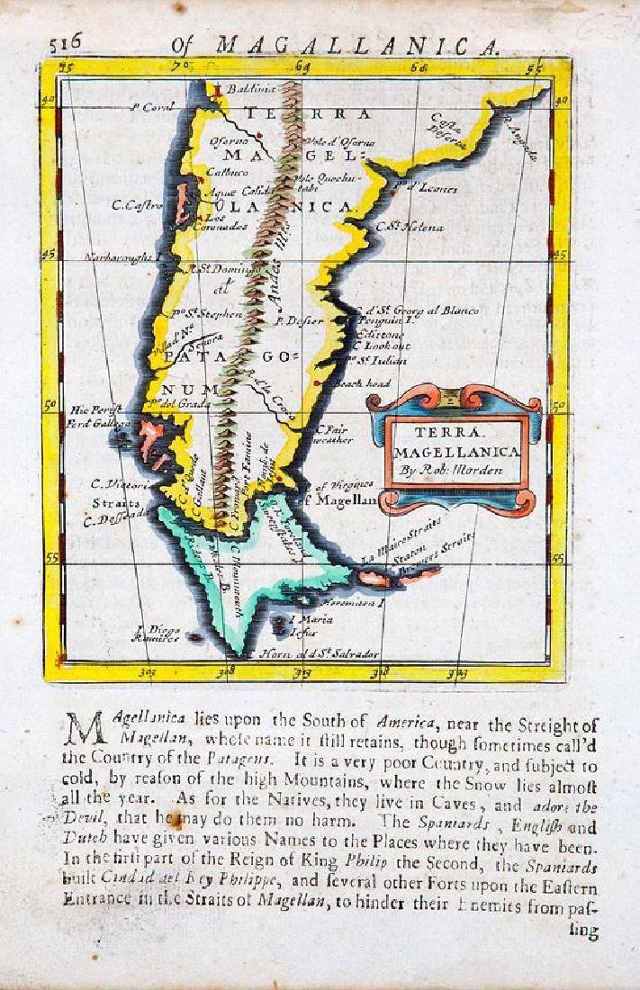 Morden: Magellanica (Patagonia/Tierra del Fuego)