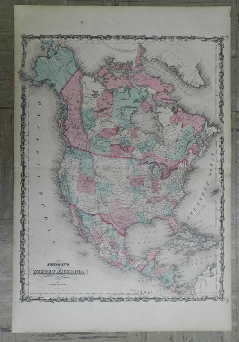 Johnson's North America