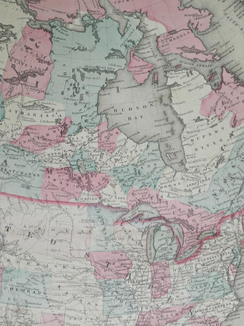 Johnson's North America - 2