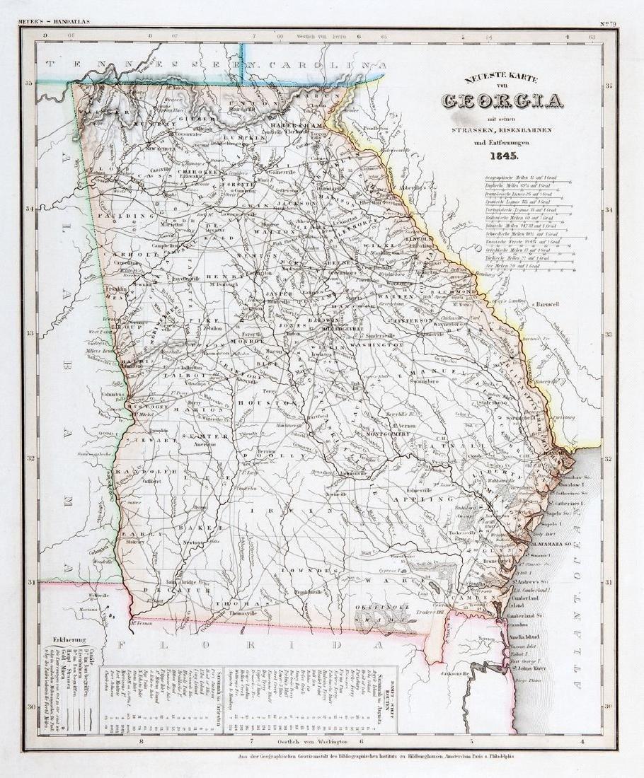 Meyer: Pre–Civil War Georgia