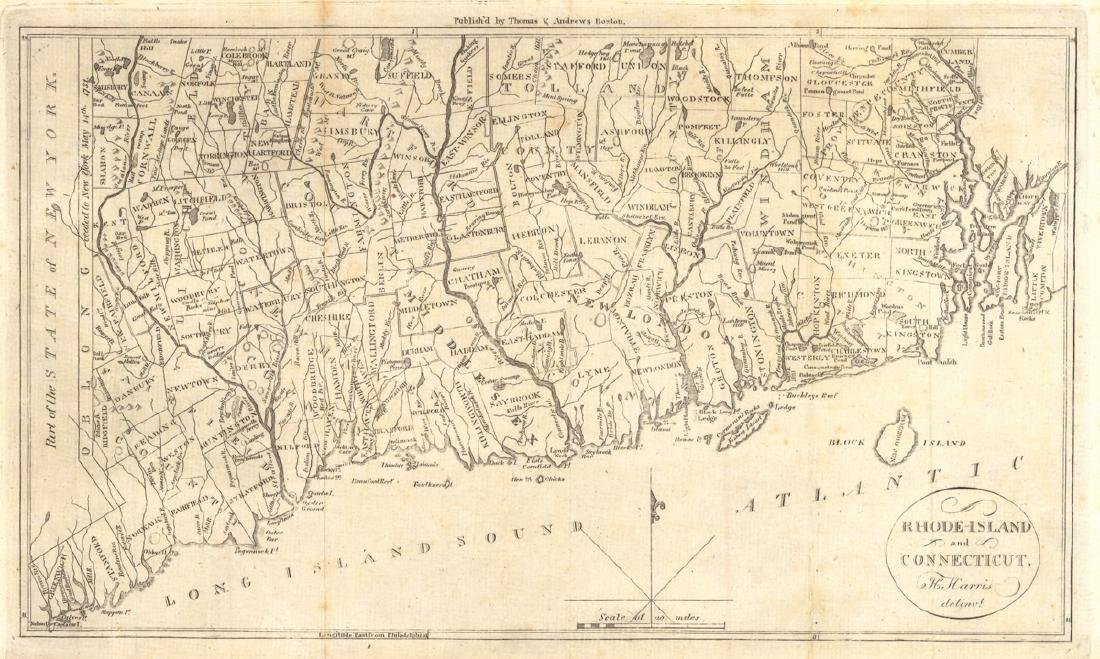 Rhode-Island And Connecticut