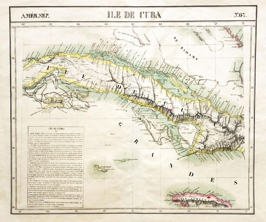 Vandermaelen: Cuba