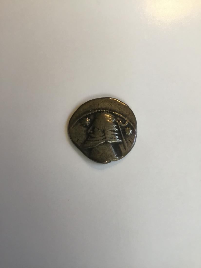 Parthia. 57-38 BC. Orodes ll. Silver drachma.