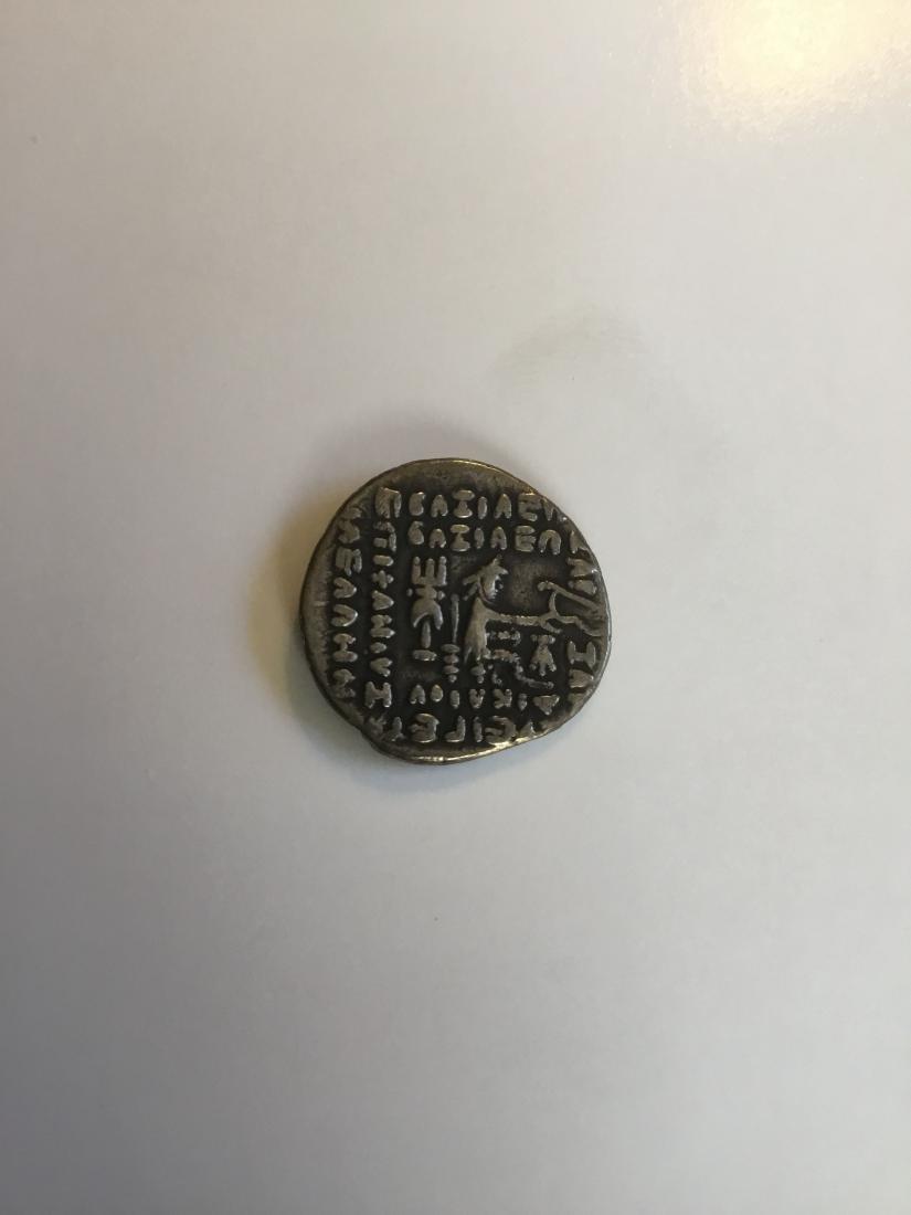 Parthia. 57-38 BC. Orodes ll. Silver drachma. - 3