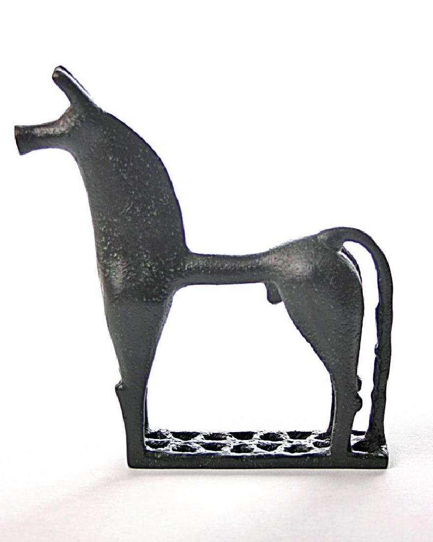 Greek Art: Greek Geometric Horse Statue