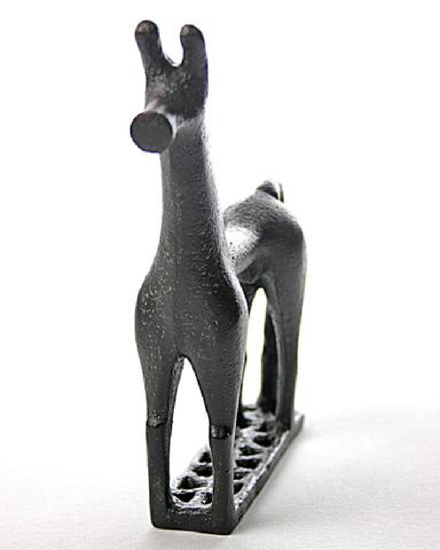 Greek Art: Greek Geometric Horse Statue - 2