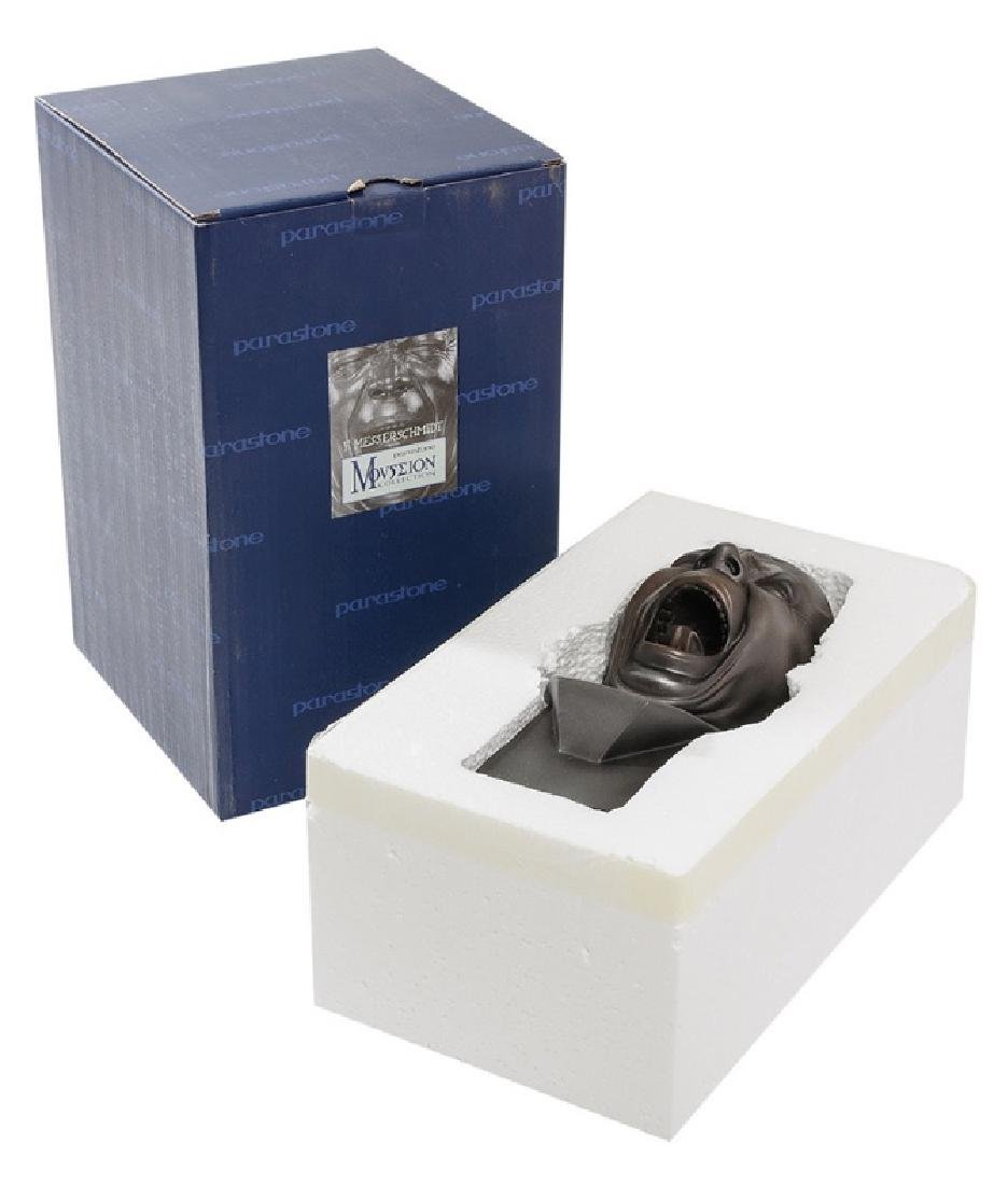 After Messerschmidt: The Yawner Bust statue - 4