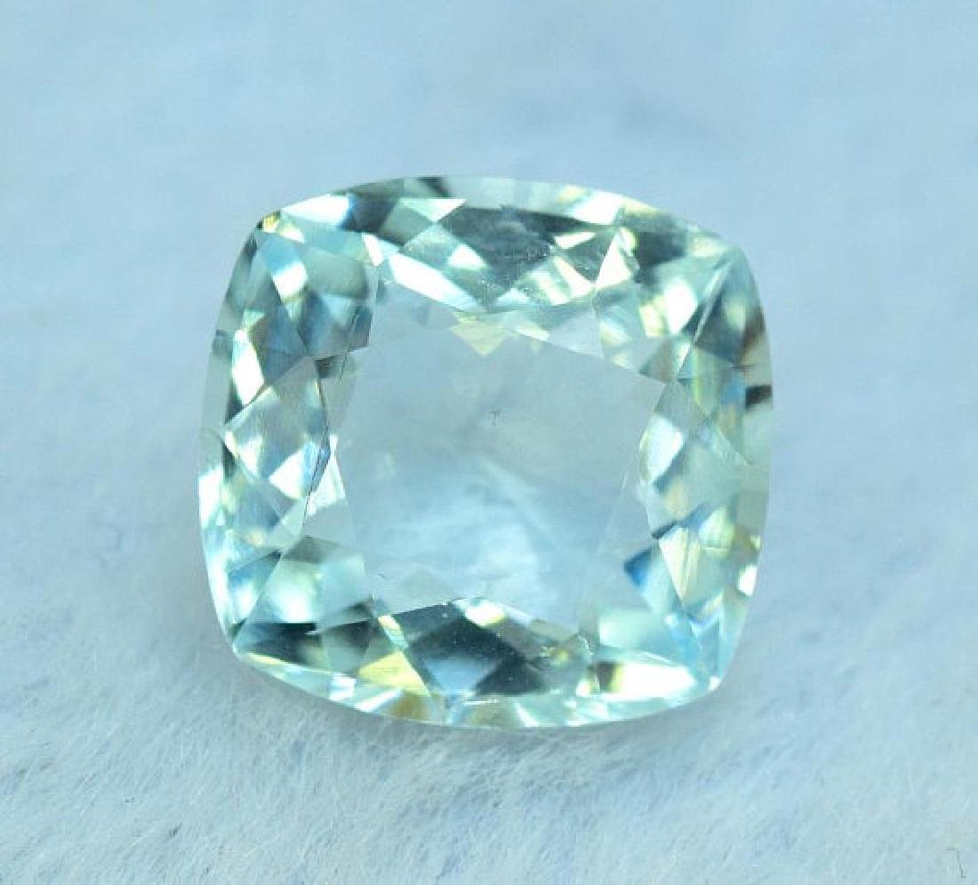 5.00 cts Untreated Aquamarine Gemstone from Pakistan - 2