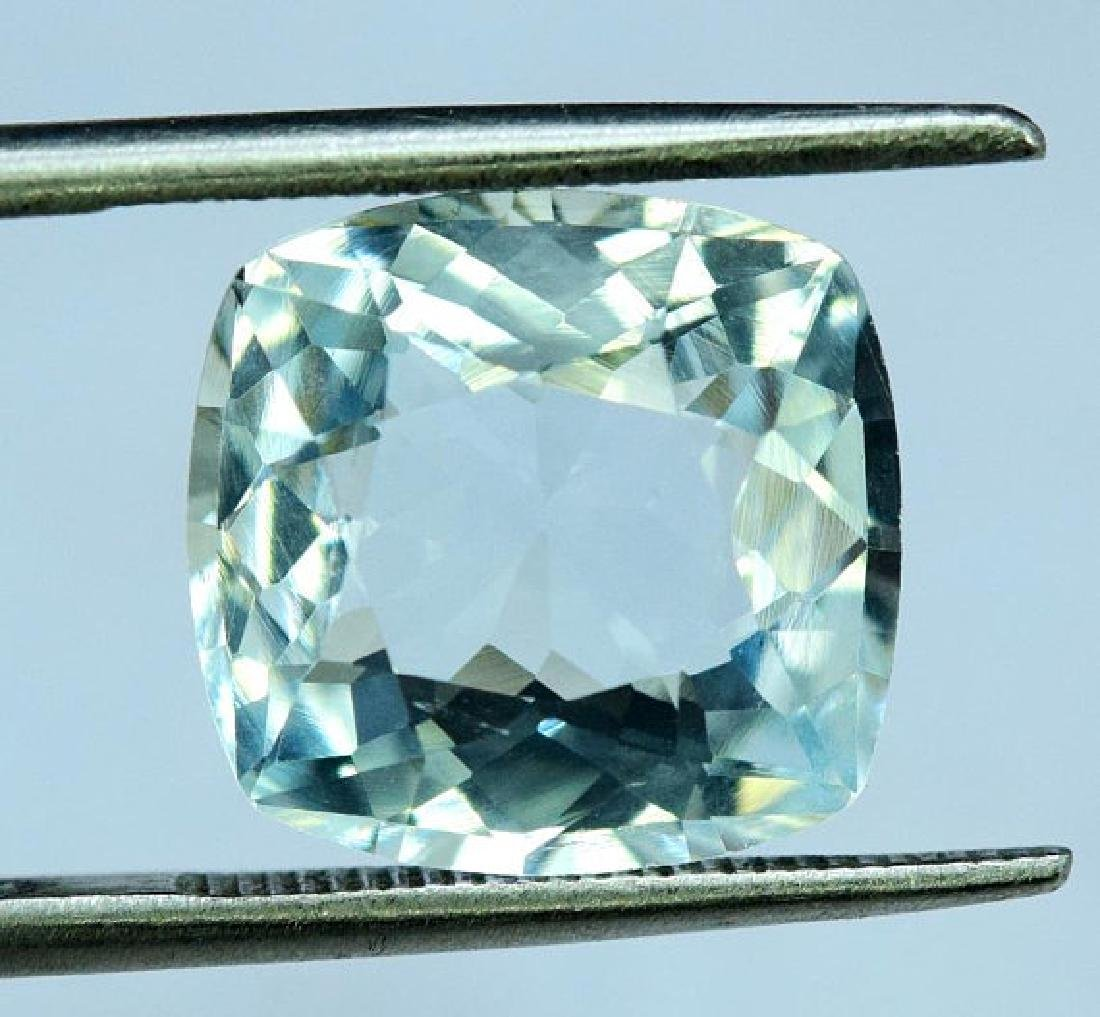 5.00 cts Untreated Aquamarine Gemstone from Pakistan - 3