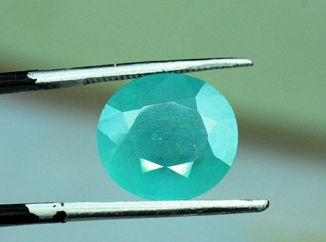 6.00 carats Extremely Rare Untreated Natural - 3