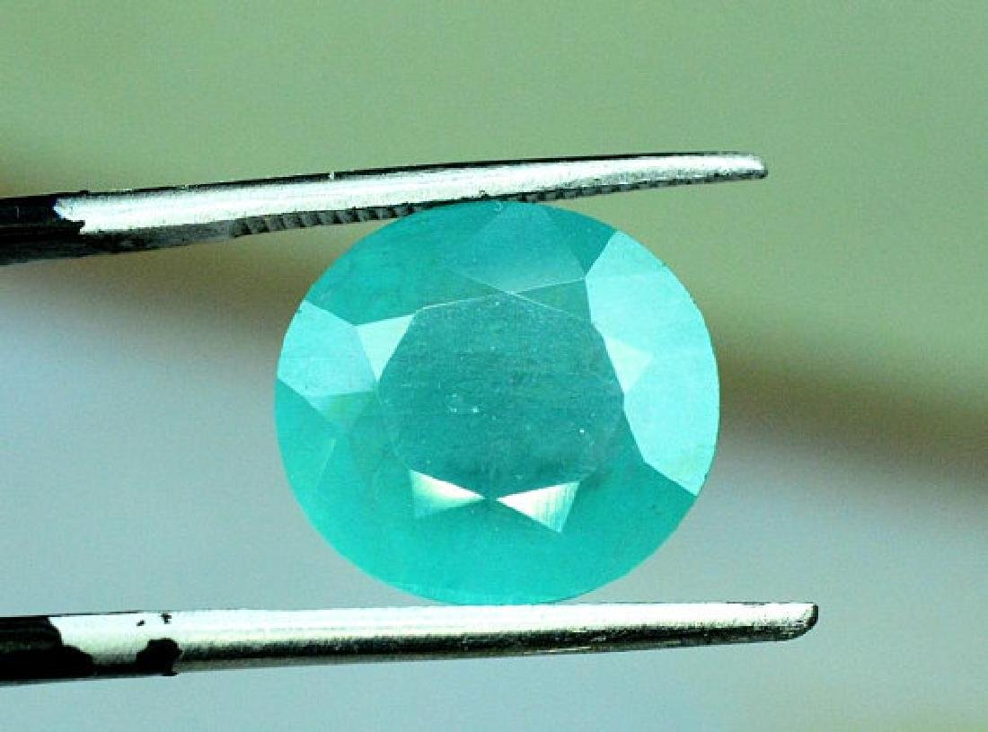 6.00 carats Extremely Rare Untreated Natural - 4