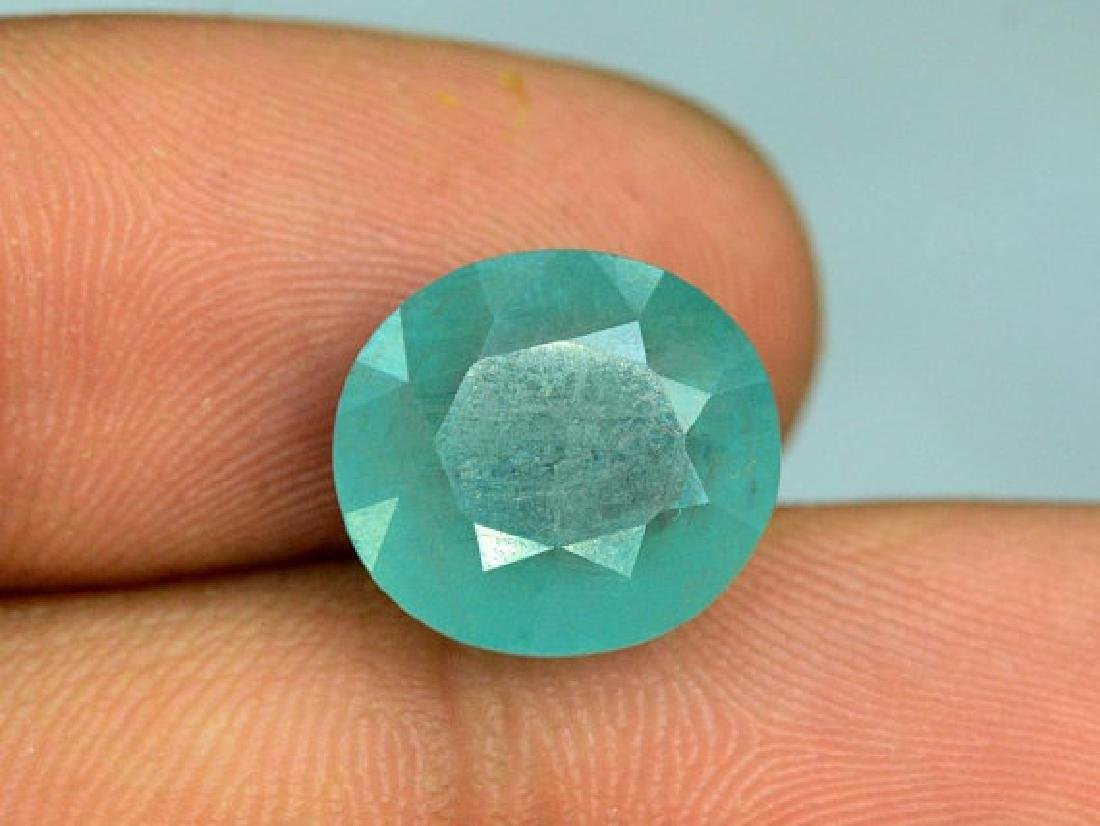 6.00 carats Extremely Rare Untreated Natural - 5