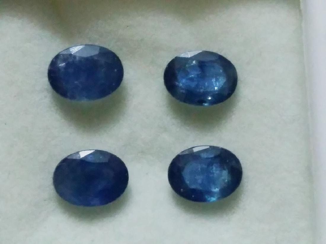 Natural Blue Sapphire Wholesale Lot - 3