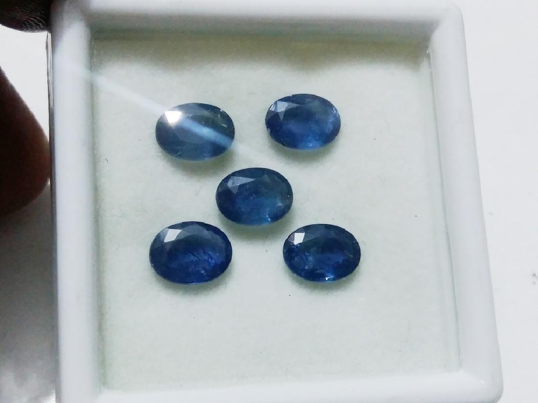 Natural Blue Sapphire Wholesale Lot - 2