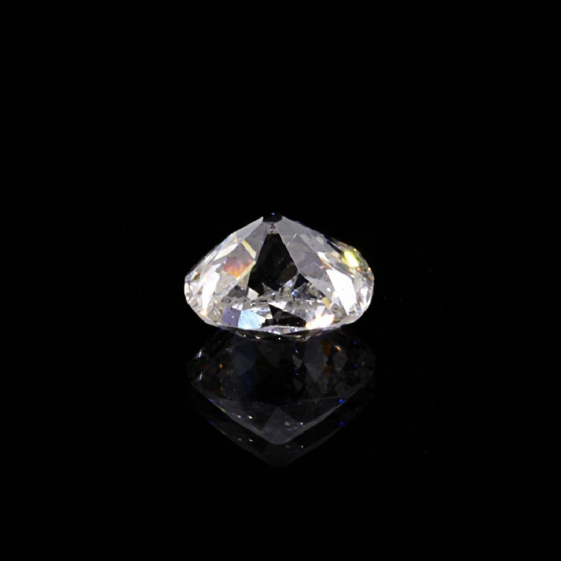 0.99 Ct. Natural G Color Old cut diamond. - 5