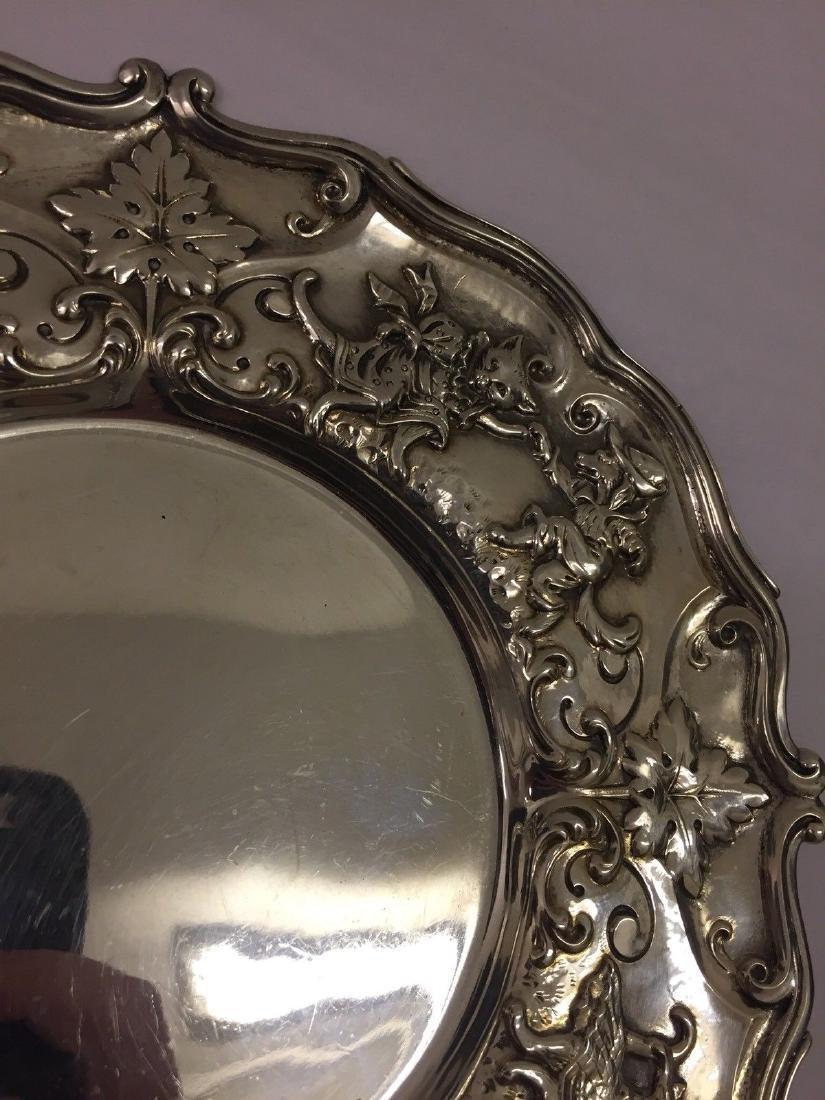 Antique American Sterling Silver Dish, circa 1900 - 2