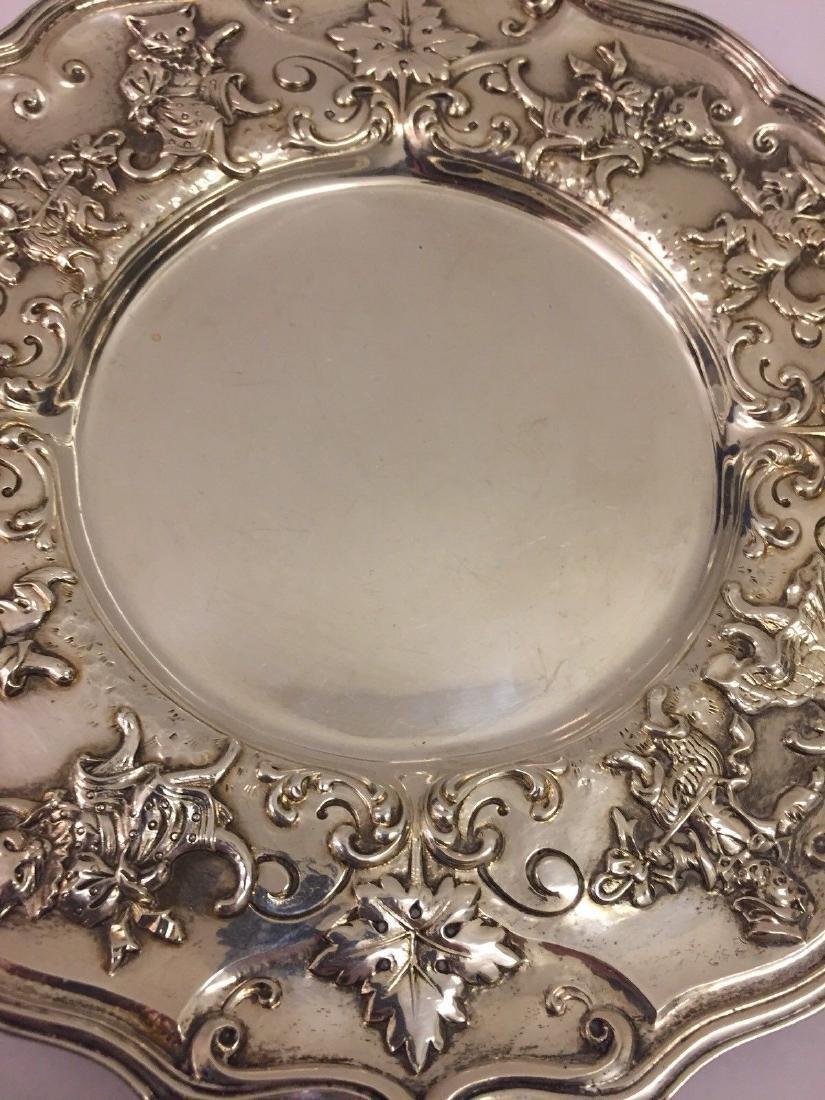 Antique American Sterling Silver Dish, circa 1900 - 5