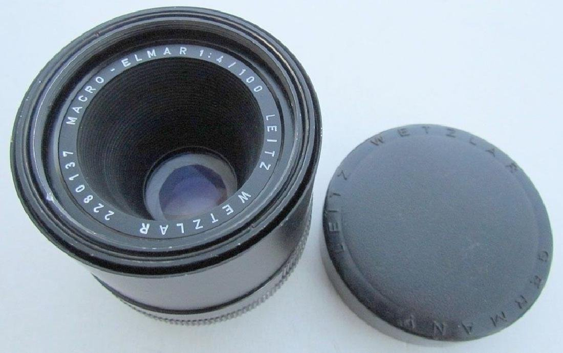 LEICA PHOTO CAMERA LENS LEITZ WETZLAR 2280137 - 2