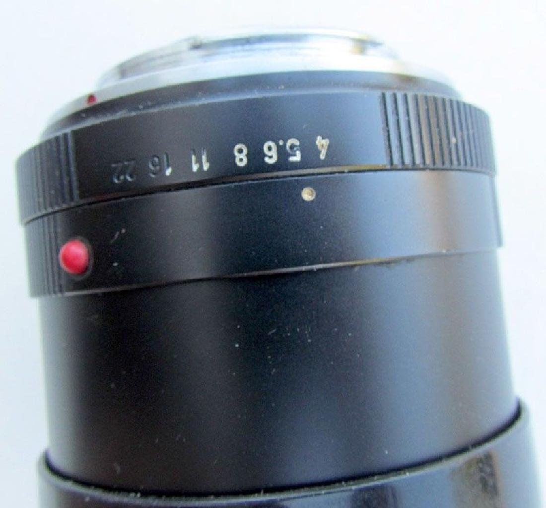 LEICA PHOTO CAMERA LENS LEITZ WETZLAR 2280137 - 5