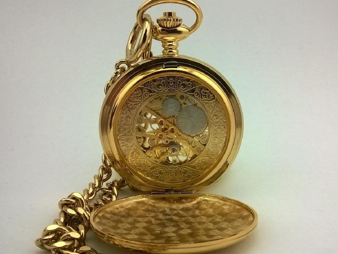 Mechanical Russian Pocket Watch - Russia Time - 3