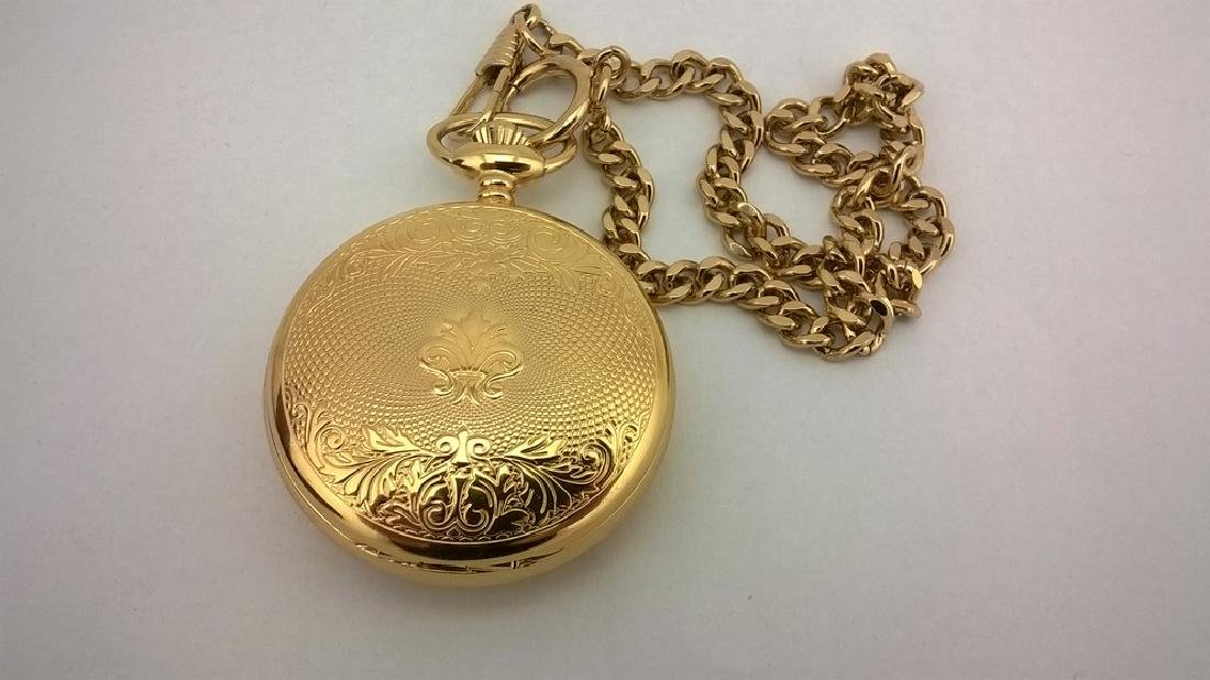 Mechanical Russian Pocket Watch - Russia Time - 7