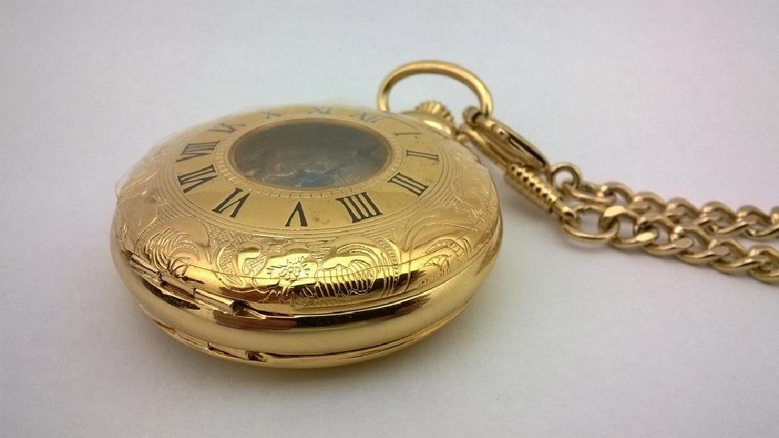 Mechanical Russian Pocket Watch - Russia Time - 8