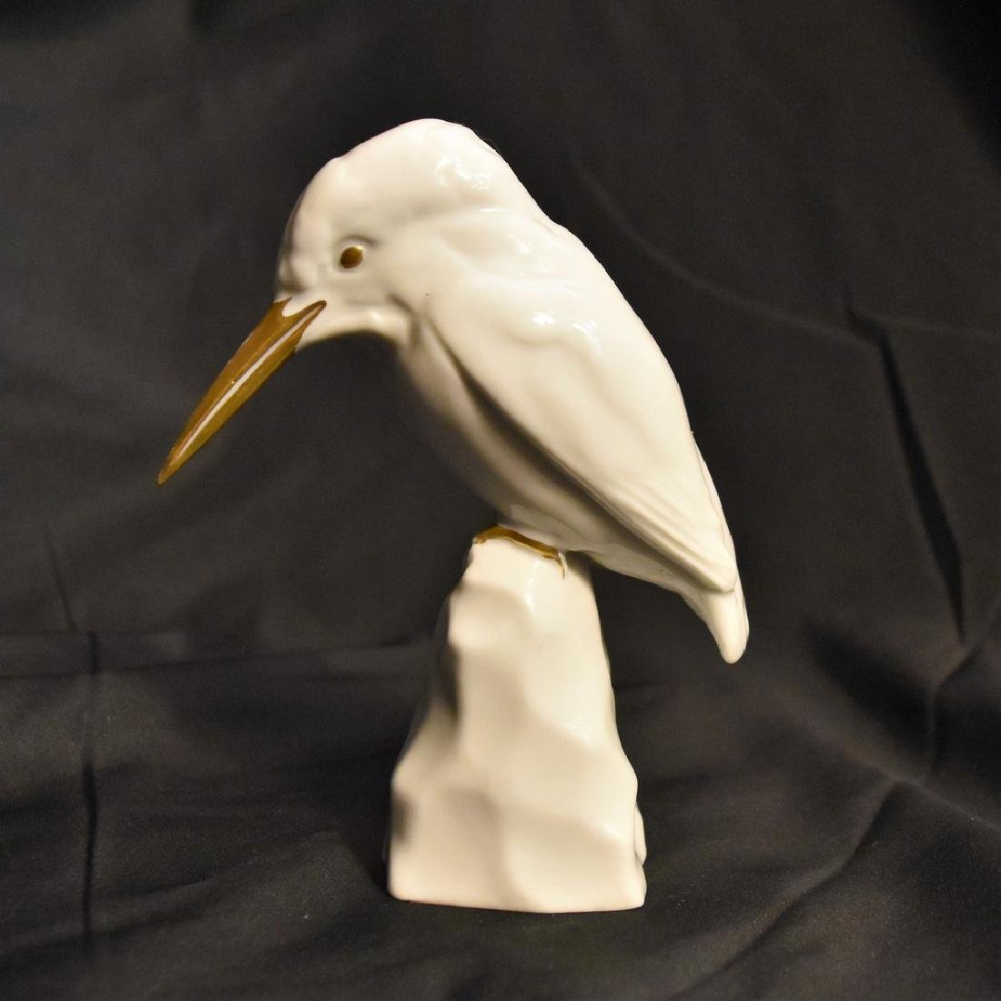 Krautheim and Adelberg Selb Bavaria Porcelain Bird