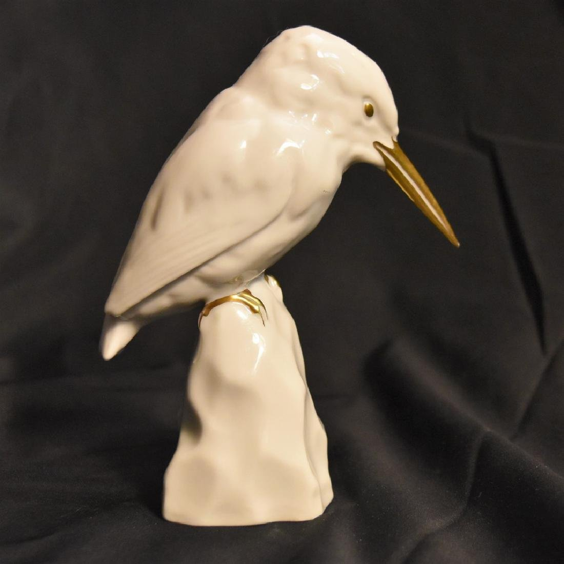 Krautheim and Adelberg Selb Bavaria Porcelain Bird - 5