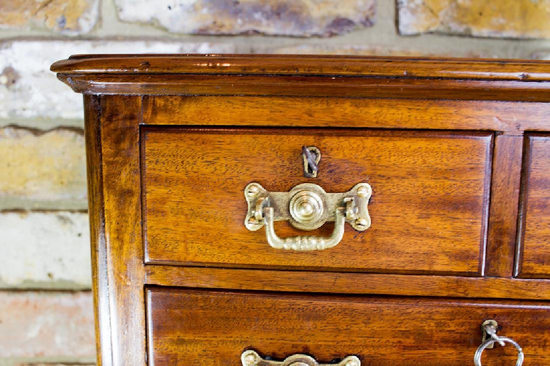 Mahogany Chest of Drawers c.1890 - 3