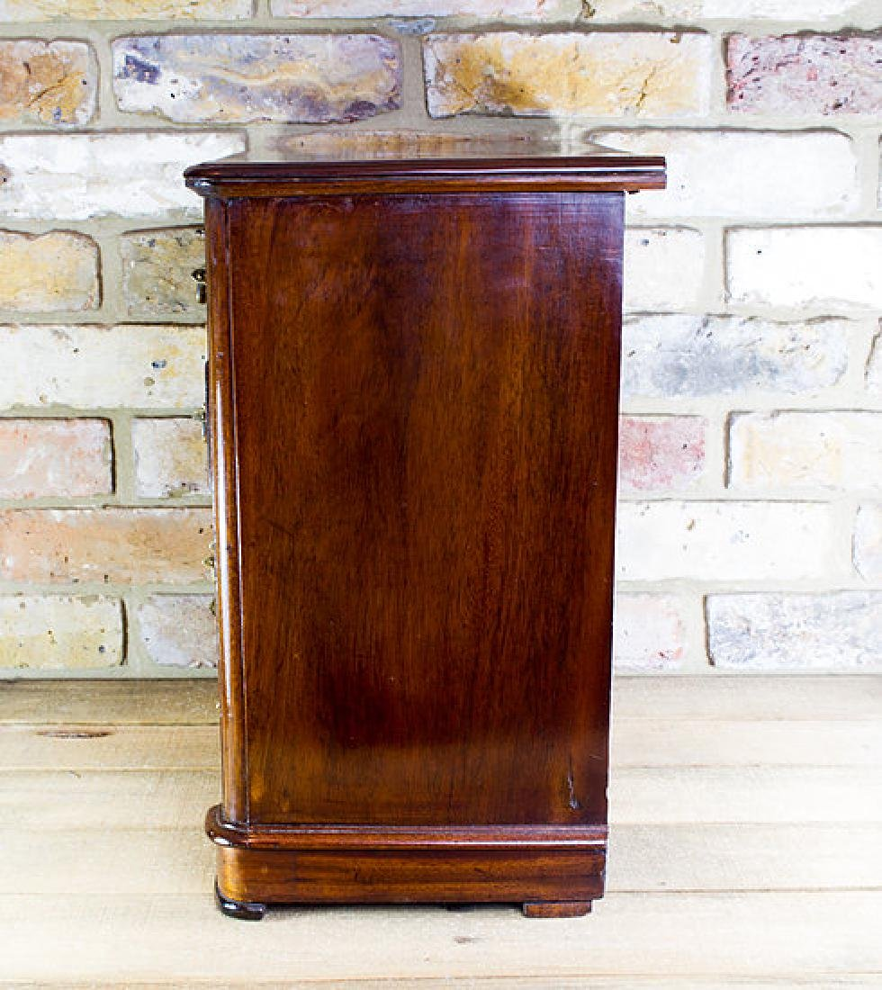 Mahogany Chest of Drawers c.1890 - 4
