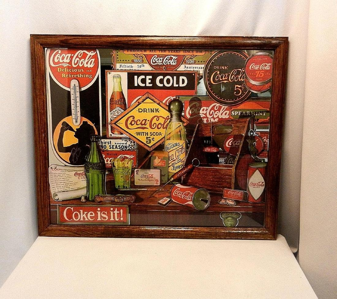 Vintage 1992 Coca Cola Through the Years Limited - 2