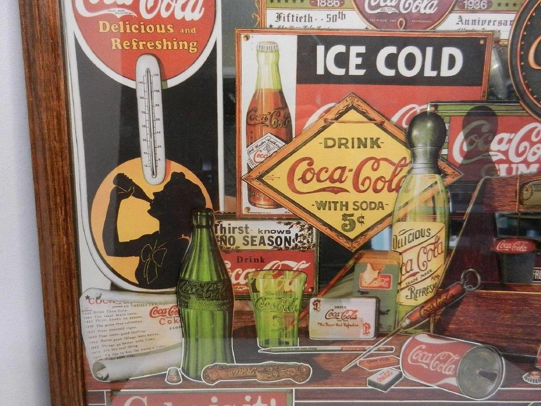 Vintage 1992 Coca Cola Through the Years Limited - 4